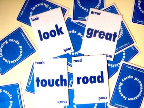 Pronunciation Learning Cards for Teachers and Students of English